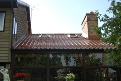 aluminum tile arl. heights 4