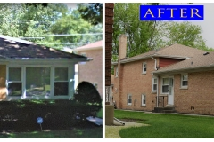 04 Asphalt Shingle Roof_ 8651 Springfield Ave._ Skokie before after