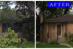 05 Asphalt Shingle Roof_ 8622 Kedvale Ave._ Skokie before after