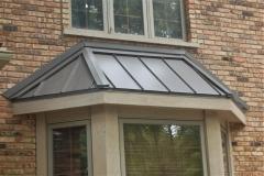 Metal Panel Roof_ 25 East Timberlake Tr._ Oswego 1