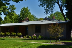 Metal Panels Roof_ 1205 Grant St._ Downers Grove