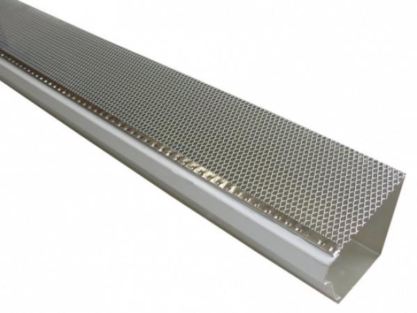 Aluminum Drop In Gutter Guard - Gutters