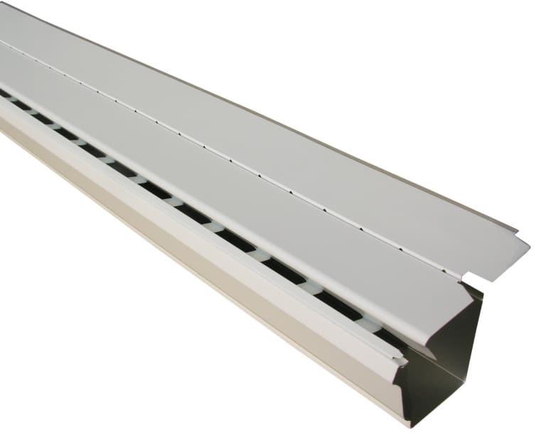 Aluminum Free Flow Gutter Guard 768x620 - Gutters