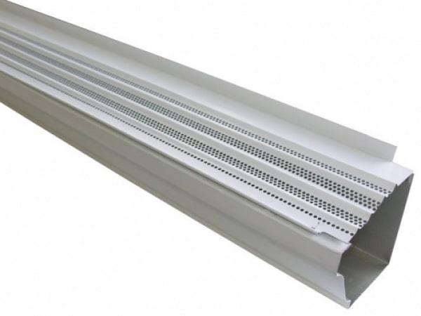 Aluminum Gutter Solution Gutter Guard - Gutters
