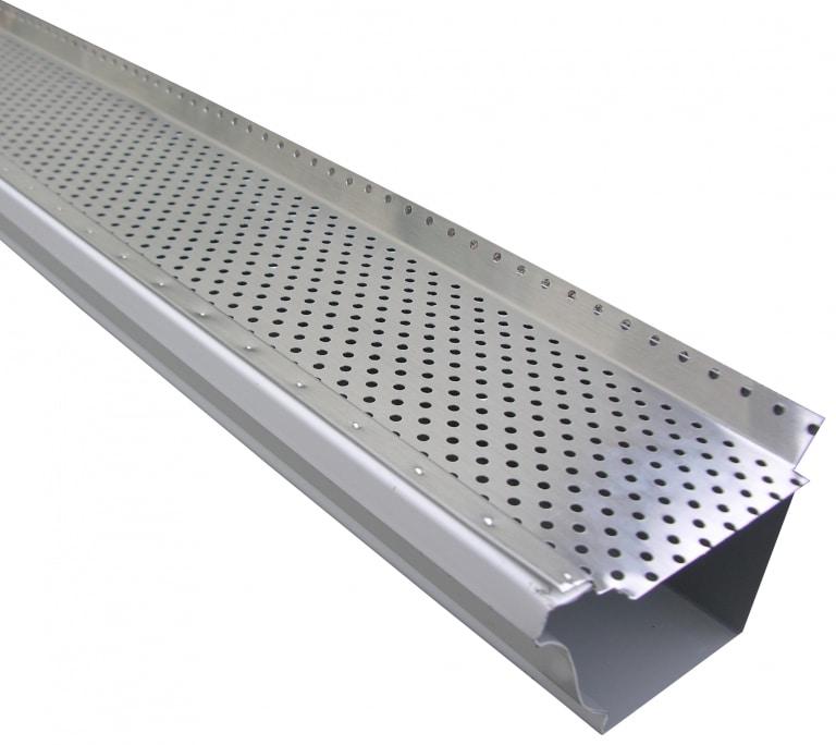 Aluminum Rain Gutter Guard 768x684 - Gutters