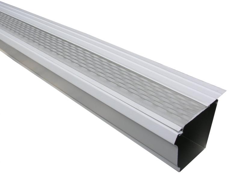 Stainless Steel Micro Mesh Gutter Guard Clean Mesh Gutter Guard 768x590 - Gutters