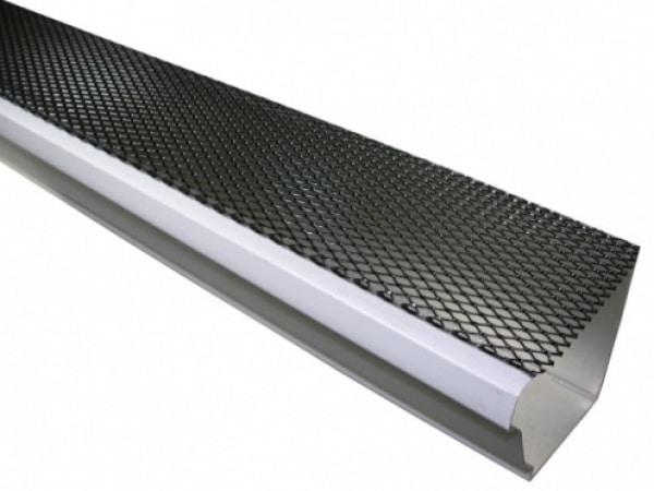 Steel Lock On Gutter Guard - Gutters
