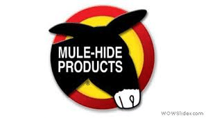 vendor25 - mule hide logo